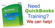 QuickBooks offers so many choices for moving around the system